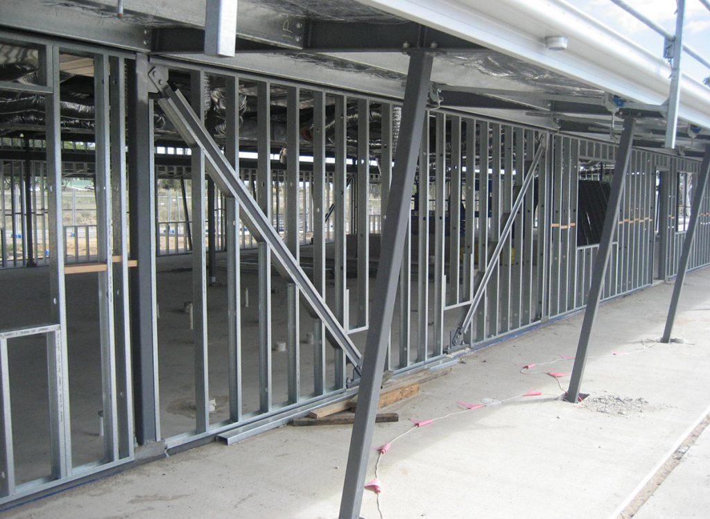 C + M Build Group - Steel Construction